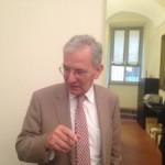 """SCARAVAGGI:""""SEMBRAVA DI ESSERE SUL FRONTE DEI LEONI"""""""