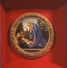 tondo Botticelli