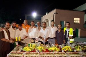 cena comunità islamica1