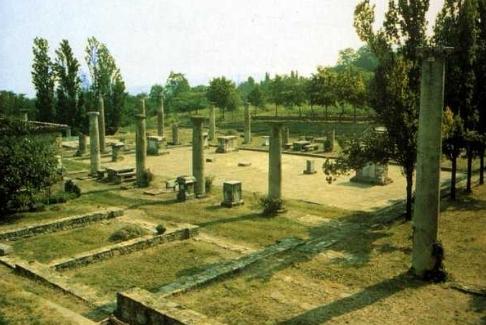 veleia romana