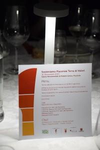 cena expo menu