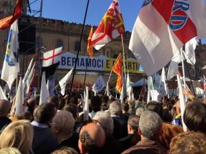 manifestazione bologna centro destra2
