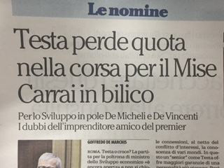 art Repubblica De micheli