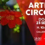 """""""ARTE IN CIRCOLO"""" ALLA GALLERIA RICCI ODDI. TEMA: ILLUSTRAZIONI"""