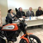 MOTO BIKE SHOW: IN PALIO UNA DUCATI SCRAMBLER
