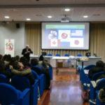 STUDENTI DI PISA A LEZIONE DI SALUMI DOP