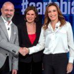 BONACCINI – BORGONZONI IL DUELLO IN TV ALL'INSEGNA DEL FAIR PLAY
